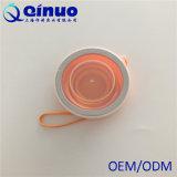 Чашка силикона прочного высокого качества складная