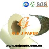 Sublimation thermique de bonne qualité pour les textiles d'alimentation papier