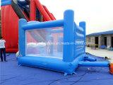 Diapositiva animosa inflable de la venta caliente, diapositiva congelada inflable, diapositiva comercial inflable
