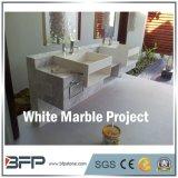 Chinese Zuivere Witte Marmeren Plak voor Binnen en OpenluchtDecoratie