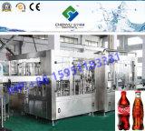 Máquina de rellenar de la bebida del refresco carbónico de la máquina de rellenar