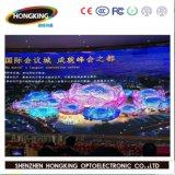 L'alta definizione P3.91 500*500mm lo schermo di visualizzazione del LED del Governo della pressofusione