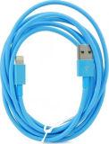 8 pines cargador USB cable de sincronización Cable de datos para el iPhone