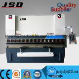 Machine en acier de frein de presse de Delem Da41s Wc67k-125t*4000