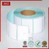 Étiquette de prix avec papier adhésif thermique Top Ah1001