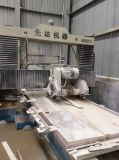 Sdnfx-1800/Scnfx-1800 Scherpe Machine van het Profiel van de Steen van het Type van brug de Opheffende