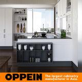 Armadi da cucina di legno solido di alta qualità dell'Indonesia (OP15-S14)