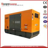 180kVA diesel Générateurs pour alimentation de secours d'urgence à Cape Verde