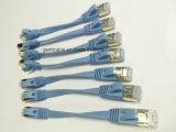 新型CAT6平らなネットワークジャンパー線