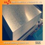 Bobina de aço Prepainted do soldado/chapa de aço ondulada galvanizada revestida cor da telhadura metal de PPGI/PPGL…