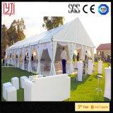 Tente imperméable à l'eau de noce de tente bédouine bon marché à vendre le revêtement en PVC Blanc