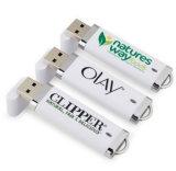 무료 샘플 로고를 가진 표준 다채로운 선전용 USB 섬광 드라이브