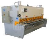 CNC/Nc-hydraulische Guillotine schier Maschine, hydraulischer Schwingen-Träger-scherende Maschine, hydraulische scherende Ausschnitt-Maschine, Platten-scherende Maschine