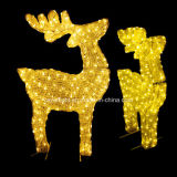 Holiday Newly Kraft Park Light Show LED Deer Christmas Lights