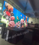 Pantalla publicitaria video a todo color del alto brillo LED de P8 al aire libre (P10, P6, P5)