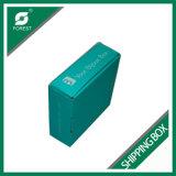 Couleur personnalisée Flat Pack Mailer Boîtes en carton ondulé le commerce de gros