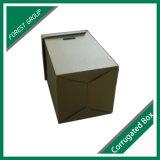 Boîtes d'archives de documents en carton de taille personnalisée