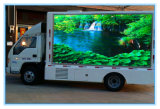 P10 SMD che fa pubblicità allo schermo mobile del video del rimorchio e del camion LED
