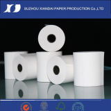 Papel termal 57mm*50m m de caja registradora del rodillo termal del papel
