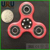 Spinner de mão de precisão Spinner Spinner Toy com rolamento de cerâmica híbrido 608