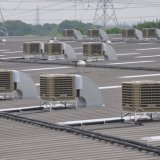 Grosse Plastikgrößen-niedrige Energiekosten-Afrika-Verdampfungsluft-Kühlvorrichtung (18ANV)