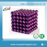 216PCS 5mm intelligentes magnetisches Spielzeug Neocube permanente Neodym-Magnet-Kugel