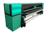 印刷を広告する屈曲の旗/Vinyl /Stickerのための3200mm 10.5FT 4PCS Konica512の大きいフォーマットの印字機1440dpiの印装置プリンター