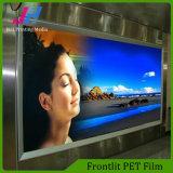 Eco Slovent Frontlit película de PET