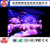 A todo color de buena calidad P4, pantalla LED SMD para interiores