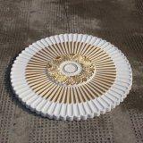 PUの天井のシャンデリアの円形浮彫りポリウレタンコーニスHn101