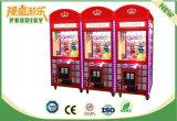 Máquina de juegos superventas del juguete de la venta de la garra de la grúa para la alameda de compras