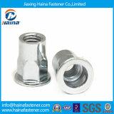 Noix personnalisée de rivet de qualité de dispositif de fixation