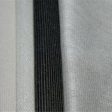 衣服のアクセサリのステッチの非編まれた溶解に行間に書き込むこと