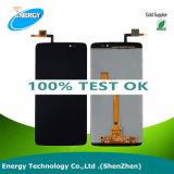 Экран LCD замены полный на Alcatel одна индикация идола 3 Ot6045 6045 6045y 6045f LCD касания с экраном касания