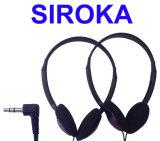 Оптовый самый низкий стерео шлемофон с наушником высокого качества