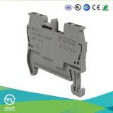 Электрический кабель Connecor терминального блока Jut3-1.5 Dinrail весны проводки