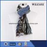 (WV3-5/6) 형식 색깔 15%Wool 85%Visco 남자 스카프