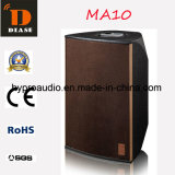 MA 10 Fullrange/audio de Lound Speaker/KTV