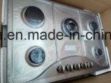 Cuisinière à gaz en acier inoxydable à vente chaude Jzs85209