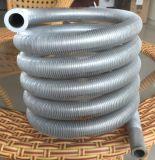 Qualitäts-aufgerolltes geripptes Aluminiumgefäß