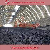 Хранение угля полиняло полуфабрикат здание стальной структуры