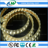 IP68 Extérieur / intérieur Super brillance High Voltage 2835 LED Strip