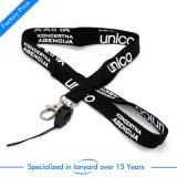 Il braccialetto rampicante stampato promozionale degli accessori della sagola del poliestere dell'inarcamento Badges l'inarcamento