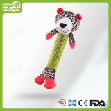 Lovely Animal Shape Long Neck Material de algodão Dog Toys & Cat Toys