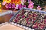 선물 상자에 있는 로즈 사랑스러운 취향을%s 가진 초콜렛 유형 PU ce_e 차