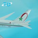 보잉 모형 28cm 왕 공기 Maroc B787-8 편평한 창조적인 법인 선물