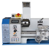 Máquina de torno Mini Precision D210V-G para uso DIY