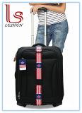 Correa superior del equipaje del diseñador del recorrido
