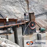 2016 neuer Steinzerkleinerungsmaschine-Kiefer und Auswirkung der hohen Leistungsfähigkeits-100t/H