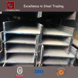 Faisceau laminé à chaud principal de l'acier doux I (CZ-H02)